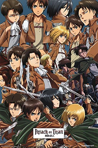 Attack-On-Titan-Collage-Poster-22-x-34in