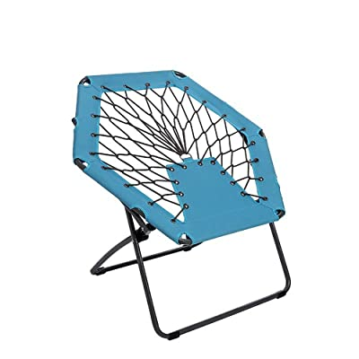 Suyinghuang sports de plein air La chaise de lune est disponible pour des loisirs de plein air utilisant la chaise de plage élastique pliable des enfants