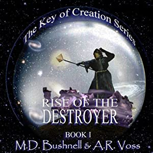 Rise of the Destroyer Audiobook