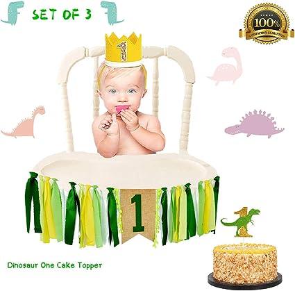 Amazon.com: IntService - Cartel de cumpleaños de un año ...