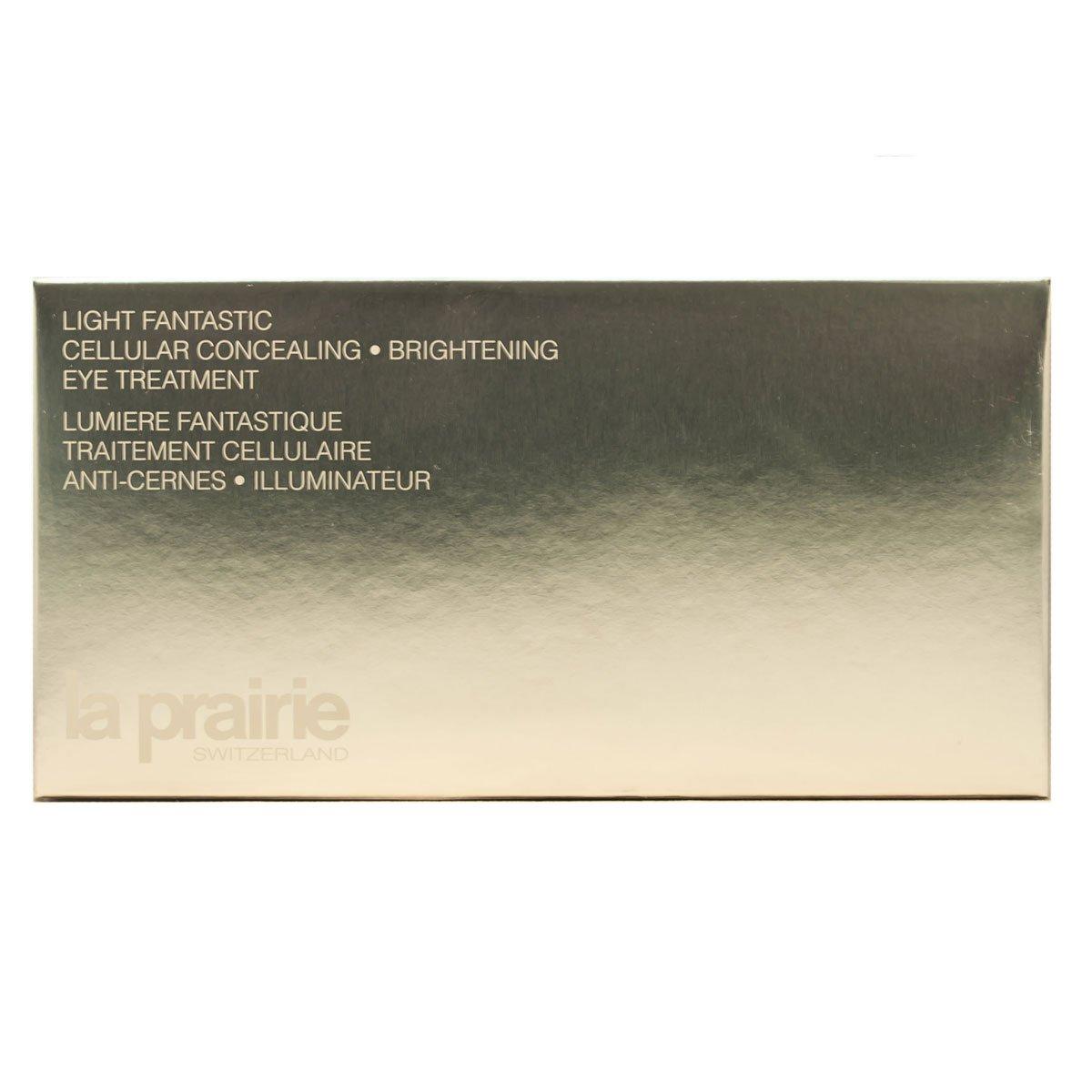La Prairie Light Fantastic Cellular Concealing Brightening Eye Treatment for Unisex, # 10, 2 Count