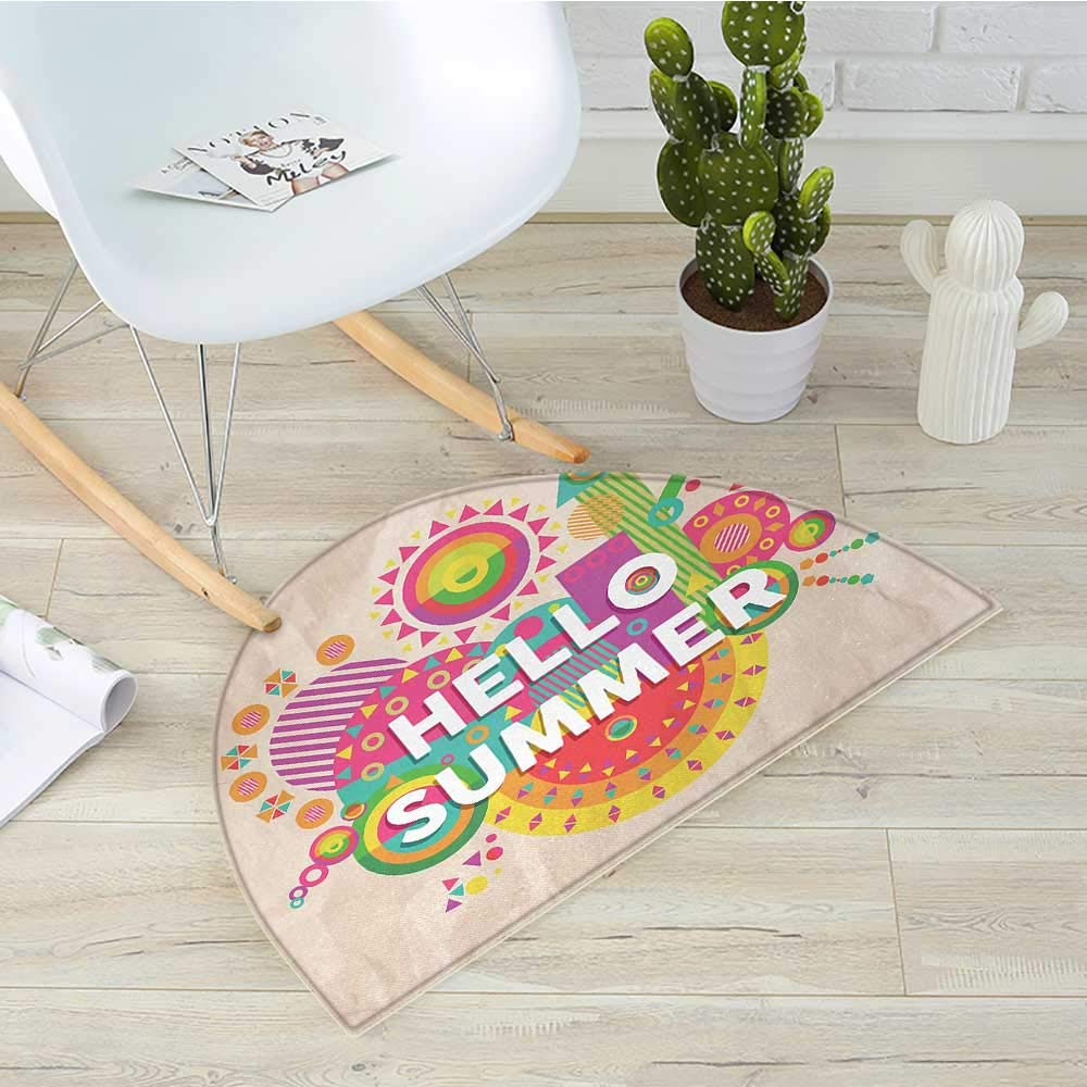 Amazon Quote Half Round Door mats Happy Mothers Day