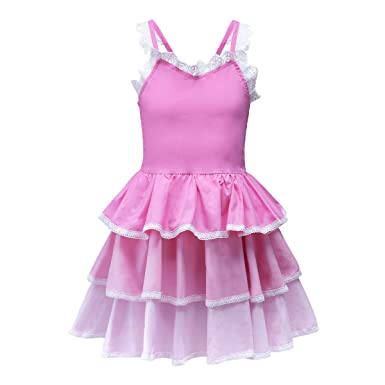 1a134f35b6f5 Amazon.com  Sharequeen Baby Girl s Pink Dress Infant Girls Plaid ...