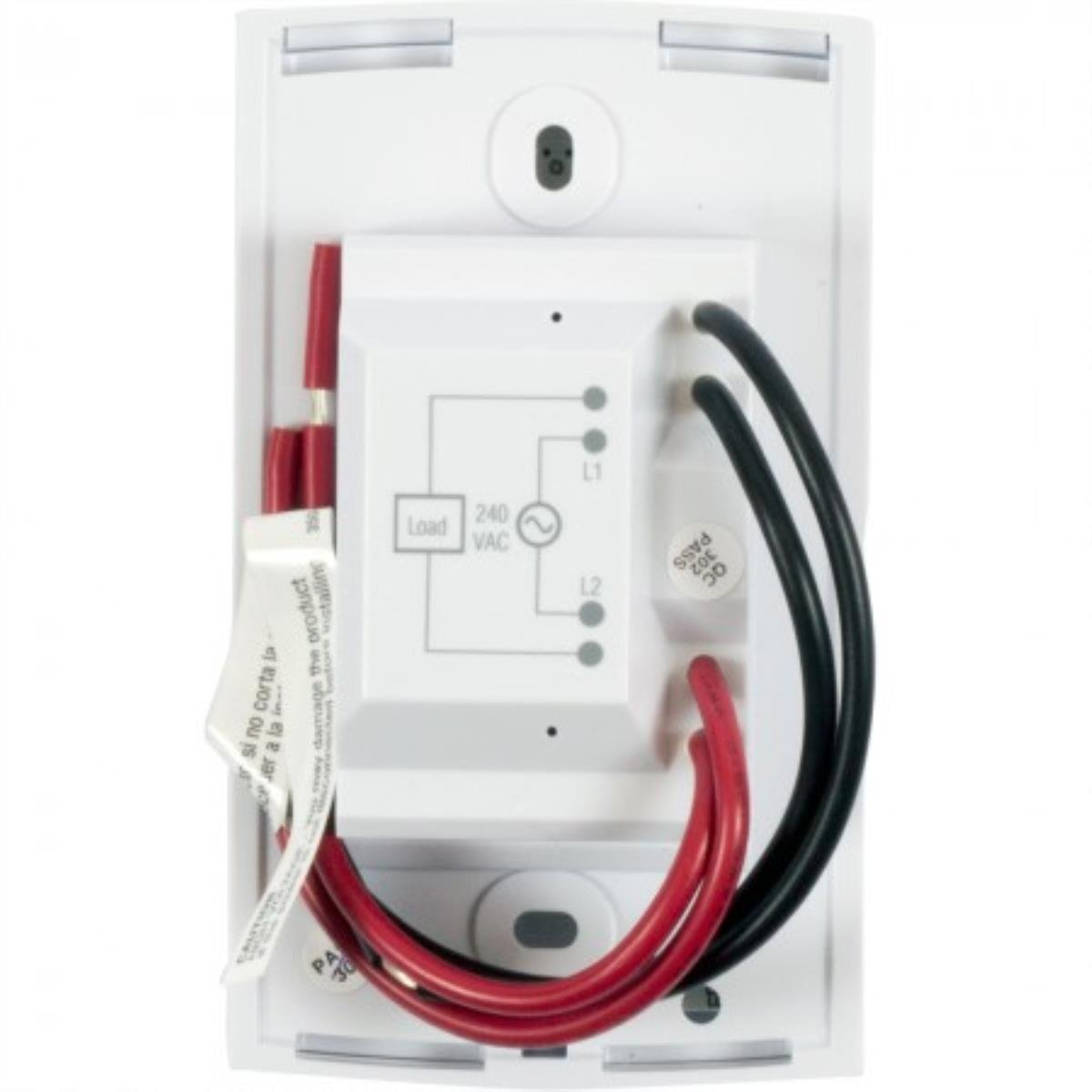 Cadet TH114A-240D-B ELECTRONIC NON PROGRAMMABLE STAT DOUBLE POLE WHITE:  Programmable Household Thermostats: Amazon.com: Industrial & Scientific