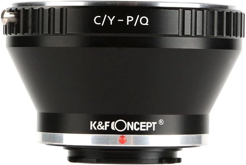 C/Y-P/Q Adaptador, K&F Concept® Adaptador C/Y-P/Q Montaje para ...