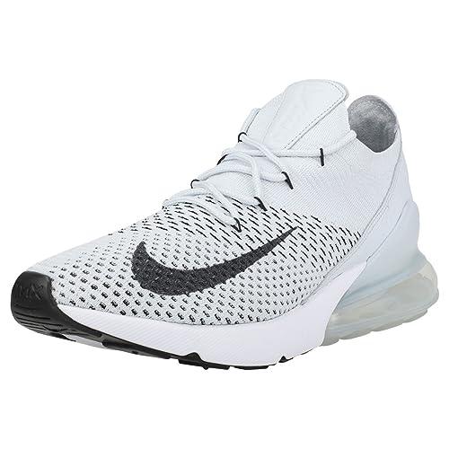 Nike - Zapatillas Nike Air MAX 270 Flyknit - 180517 AO1023 003: Amazon.es: Zapatos y complementos