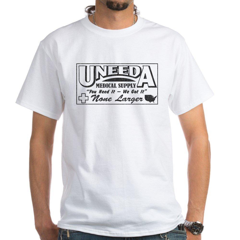 Amazon Cafepress Uneeda Medical Supply Premium Tee Cotton T