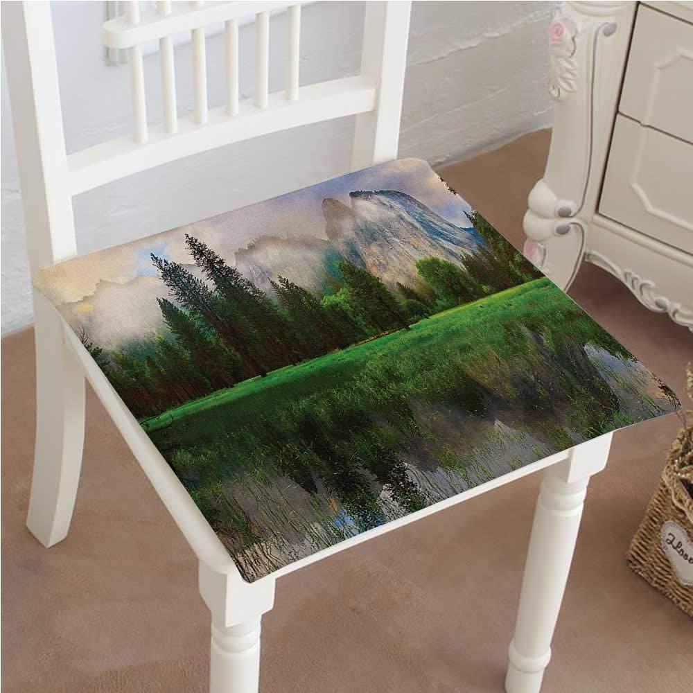 Mikihome クラシック装飾チェアパッド シートサンセット The Hill ●日本正規品● トップス 雲の上 珍しいエクストリームクッション 22