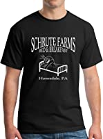 Beetwine Essentials Schrute Farms Bed & Breakfast T-Shirt - Honesdale PA