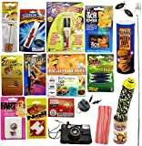 Set of Pranks - April Fools Jokes - Gag set - 12 Pieces by Funny Party Hats (Set of Pranks) (Gag Toys)