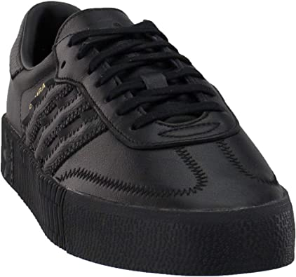 Dirección Excretar recuperación  Amazon.com | adidas Womens Sambarose Casual Sneakers, | Fashion Sneakers
