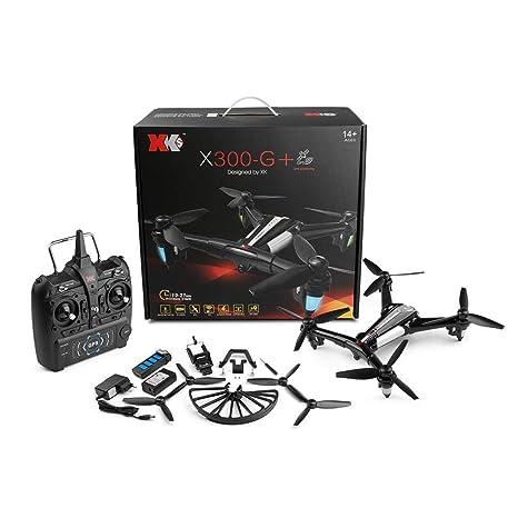 Drone con cámara HD 720p, RTF Altitude Hold RC Quadcopter, Plano ...