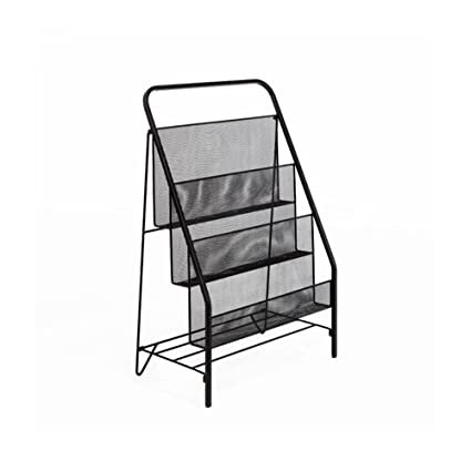 Amazon Foldable Magazine Rack Floor Magazine Newspaper Magnificent Foldable Magazine Holder