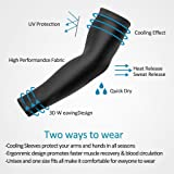 Deargles UV Protection Cooling Arm Sleeves for