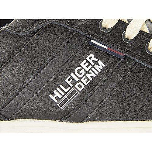 Tommy Hilfiger - M2385ILLER 1A - EM56821548990 - Farbe: Schwarz - Größe: 42.0