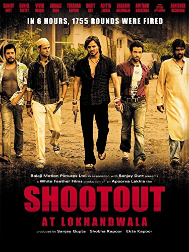 Shootout at Lokhandwala (English Subtitled) (Movies Of 90s The)
