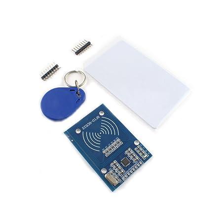 UMTMedia® RFID Module - 13 56mhz MFRC-RC522 NFC RF IC Card