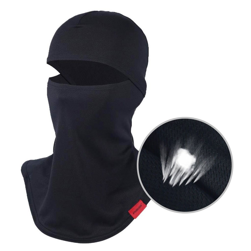 Balaclava Full Face Mask Motorcycle Helmet Liner Breathable Multipurpose Outdoor Sports Wind Proof Dust Head Hood
