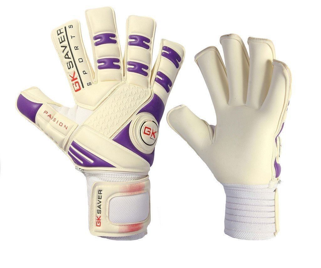GKセーバーサッカーゴールキーパーグローブ指保存ロールフィンガーゴールキーパーグローブ B07C9VWFG6 Size 10|YES Finger save NO Personalization YES Finger save NO Personalization Size 10