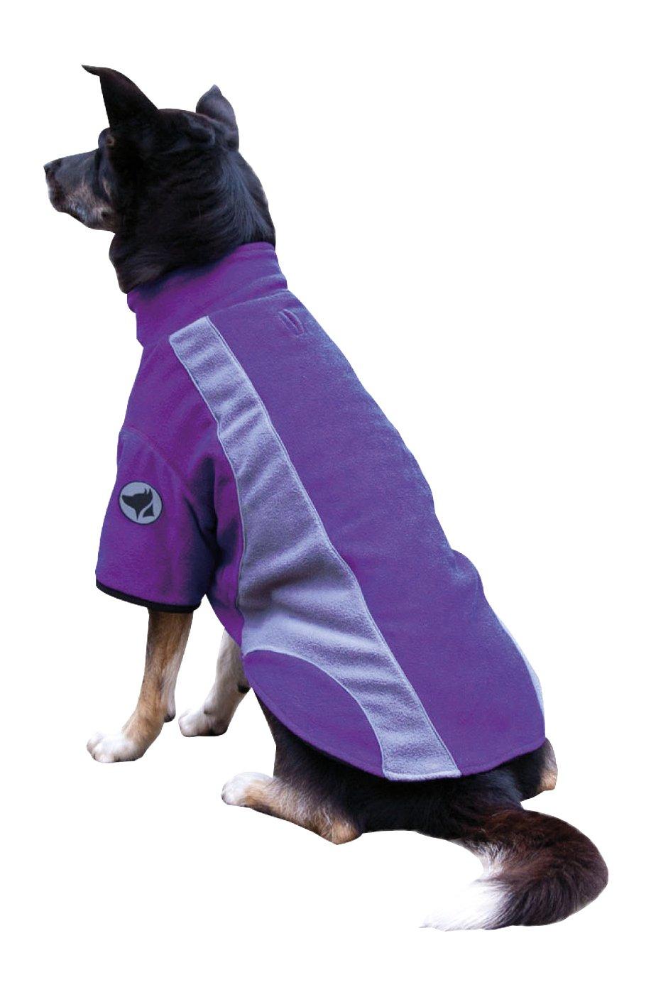 CROCI Hiking Imperméable en Toison pour Chien Violet 35 à 36 cm C7081715