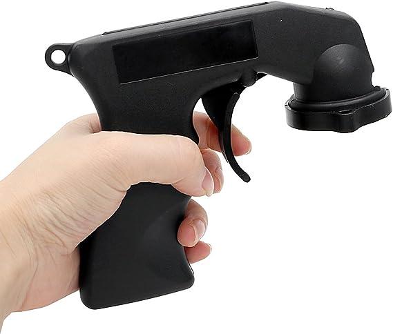 Autolack Gun Tragbar Auto Care Griff Full Grip Ausgelöst Paint Spray Gun Schwarz Auto
