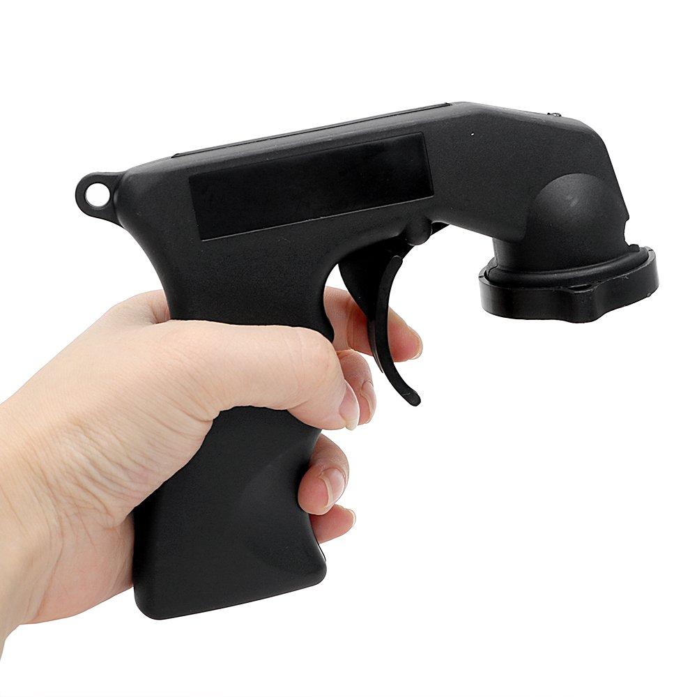 NOPNOG Pistola de Pintura para Coche Color Negro