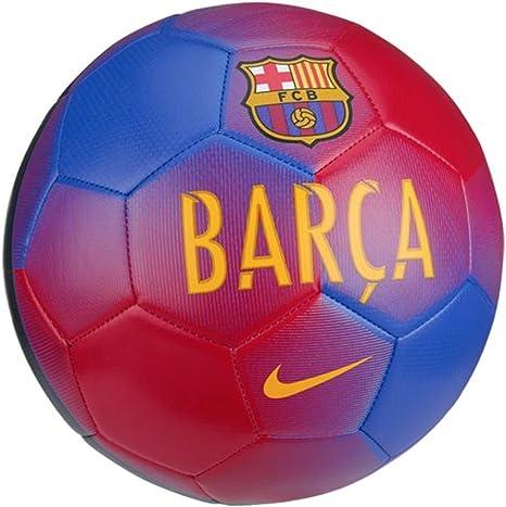 Nike SC3009-480 - Balón FC Barcelona Prestige Football, Color Azul ...