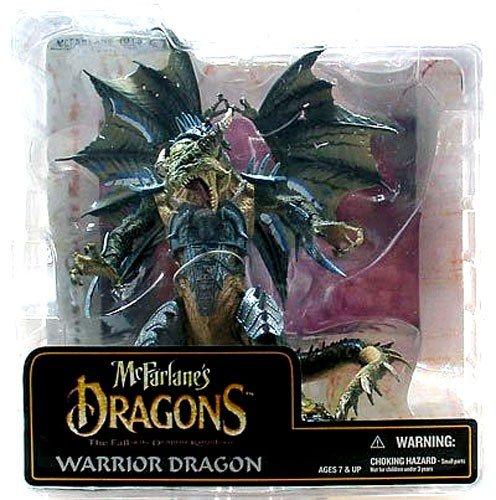 Warrior Dragon Clan MCFARLANE TOYS