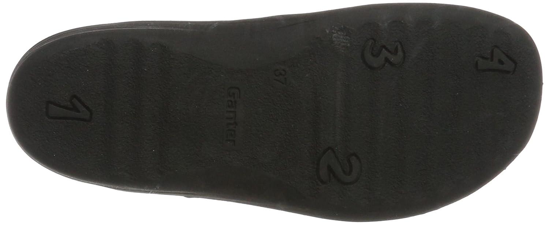 Ganter Damen Pantoletten Hera-H Pantoletten Damen Blau (Navy) 37523a