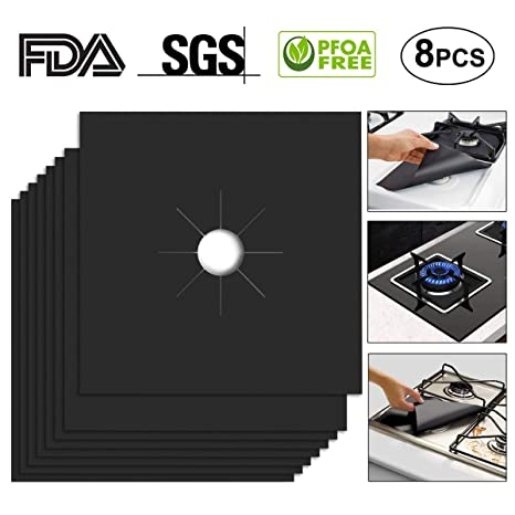 gas stove burner. Contemporary Burner Reusable Gas Stove Burner Covers Nonstick Range Protectors  ProtectorIdeal On