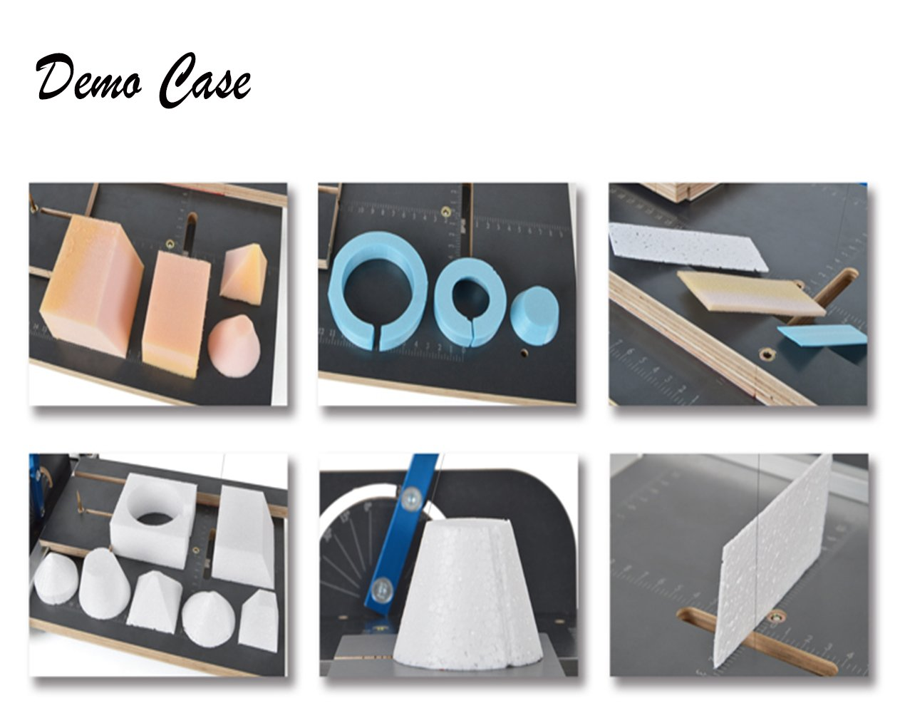 Roy Board Foam Cutting Machine, Best Micromot Hot Wire Cutter Thermocut, Working Stand Table Tool Styrofoam Cutter