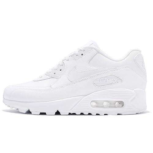 Nike scarpa Nike air max 90 donna bianco