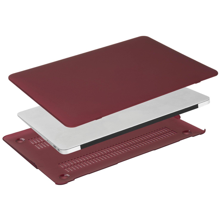 Ultra Slim Hochwertige Plastik Hartschale Schutzh/ülle Shell Case Kompatibel MacBook Air 13 Zoll A1369 // A1466, 2010-2017 Version MOSISO H/ülle Kompatibel MacBook Air 13 H/ülle Deep Teal