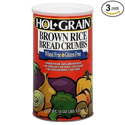 hol-grain café Arroz última intervensión de migas de pan ...