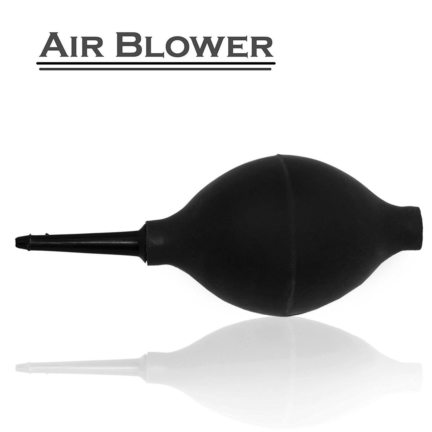 Storite Rubber Air Pump Cleaner Dust Blower For Keyboard,Digital Slr Camera, Lens, Watch, Cell Phone, Computer Laptop Pc And Screen