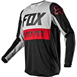 Amazon.com: 2020 Fox Racing 360 Linc Jersey-Grey/Orange-L ...
