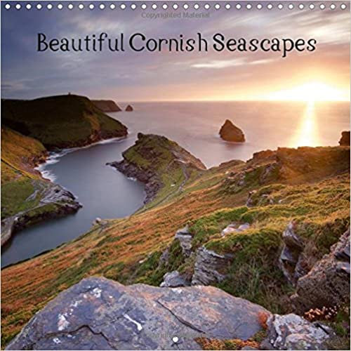 Beautiful Cornish Seascapes 2016: Beautiful Coastline of Cornwall (Calvendo Nature)