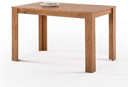 Zinus Vialeta Mission Style Wood Dining Table Table Only