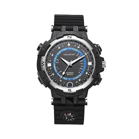 Gazechimp 1x Reloj Inteligente con Manual de Usuario Accesorios de Deportes Acuáticos Aire Libre - Azul