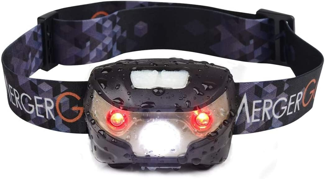 Bright Head Torch with Headband COB LED Lighting Head Lamp Fishing *1pc lsk y4r