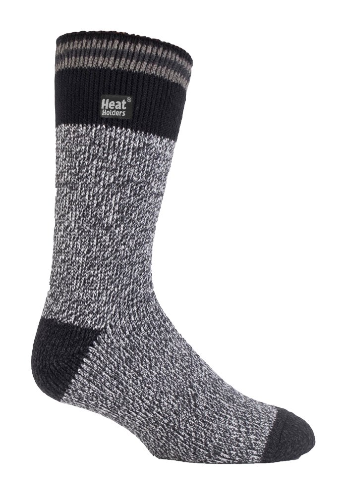 Amazon.com : Heat Holders Thermal Socks, Mens Original, US Shoe Size 7-12, Alston : Sports & Outdoors