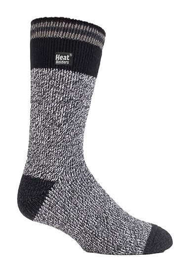 d616255e433d Amazon.com: Heat Holders Thermal Socks, Men's Original, US Shoe Size ...