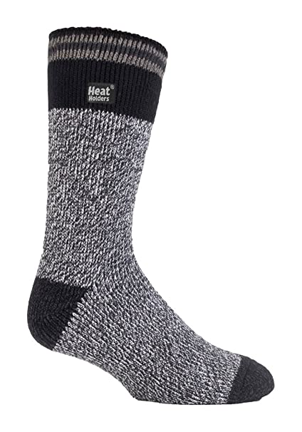 Heat Holders - Mens New Winter Warm Twist Thermal Socks 7-12 US (Alston