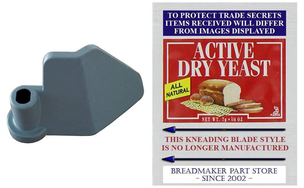 Breadman Tr700 Pan máquina remo TR-700 hoja nueva parte eléctrica ...