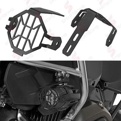 PROTECCION PARRILLAS DESTACADAS LUCES MOTOCICLETA LED MOTORCYCLE ...
