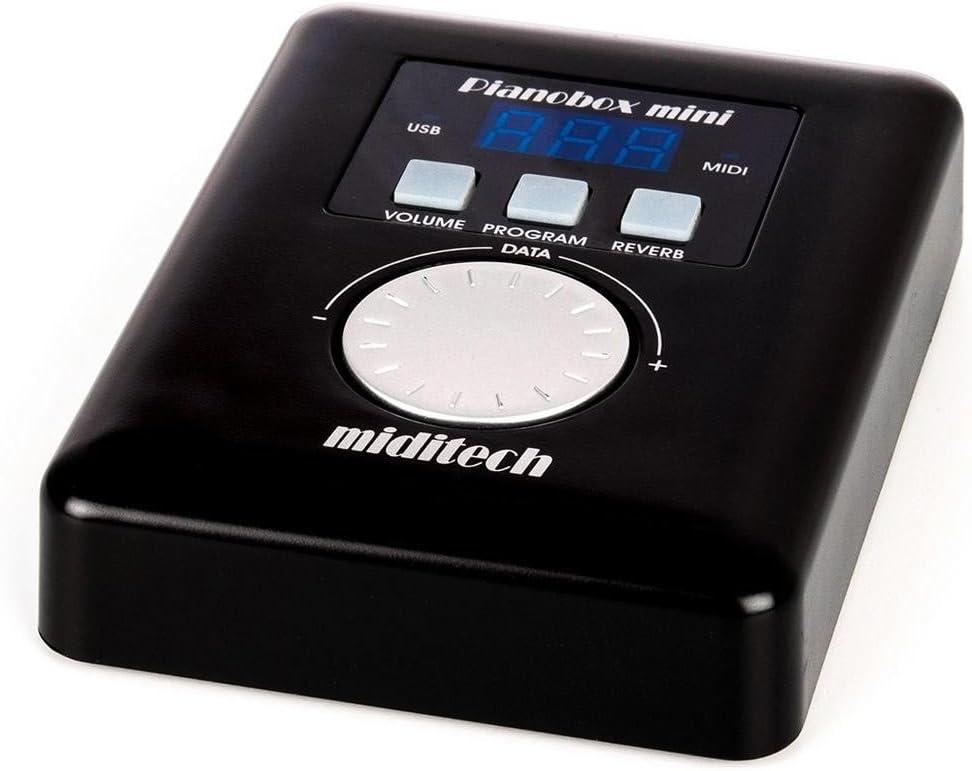 PianoBox Mini General MIDI Sound Module