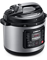 GoWISE USA Electric Pressure Cooker/Slow Cooker