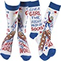 Humorous Quote Socks Primitives by Kathy Unisex Adult One Size Fits Most