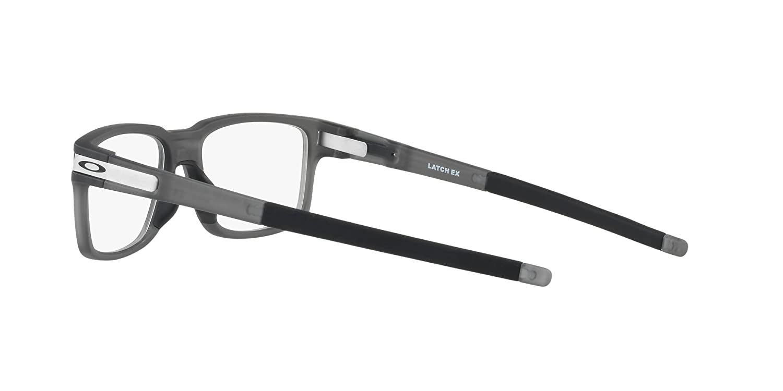 660930ddba6a8 OAKLEY OX8115 - 811502 LATCH EX Eyeglasses 54mm at Amazon Men s Clothing  store
