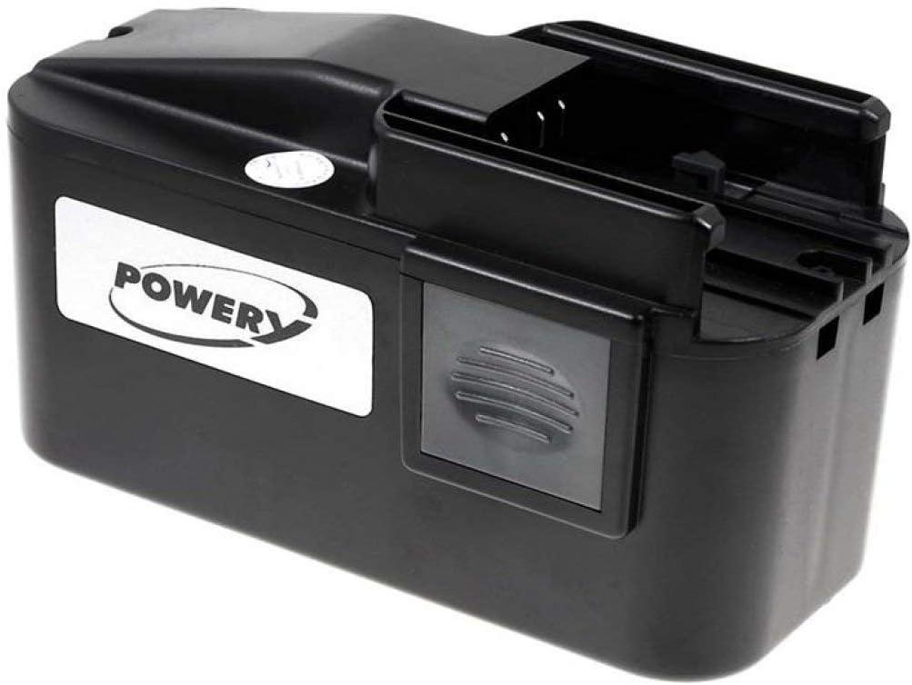 NiMH Bater/ía para Atlas Copco modelo System 3000 BXS12 3000mAh NiMH 12V